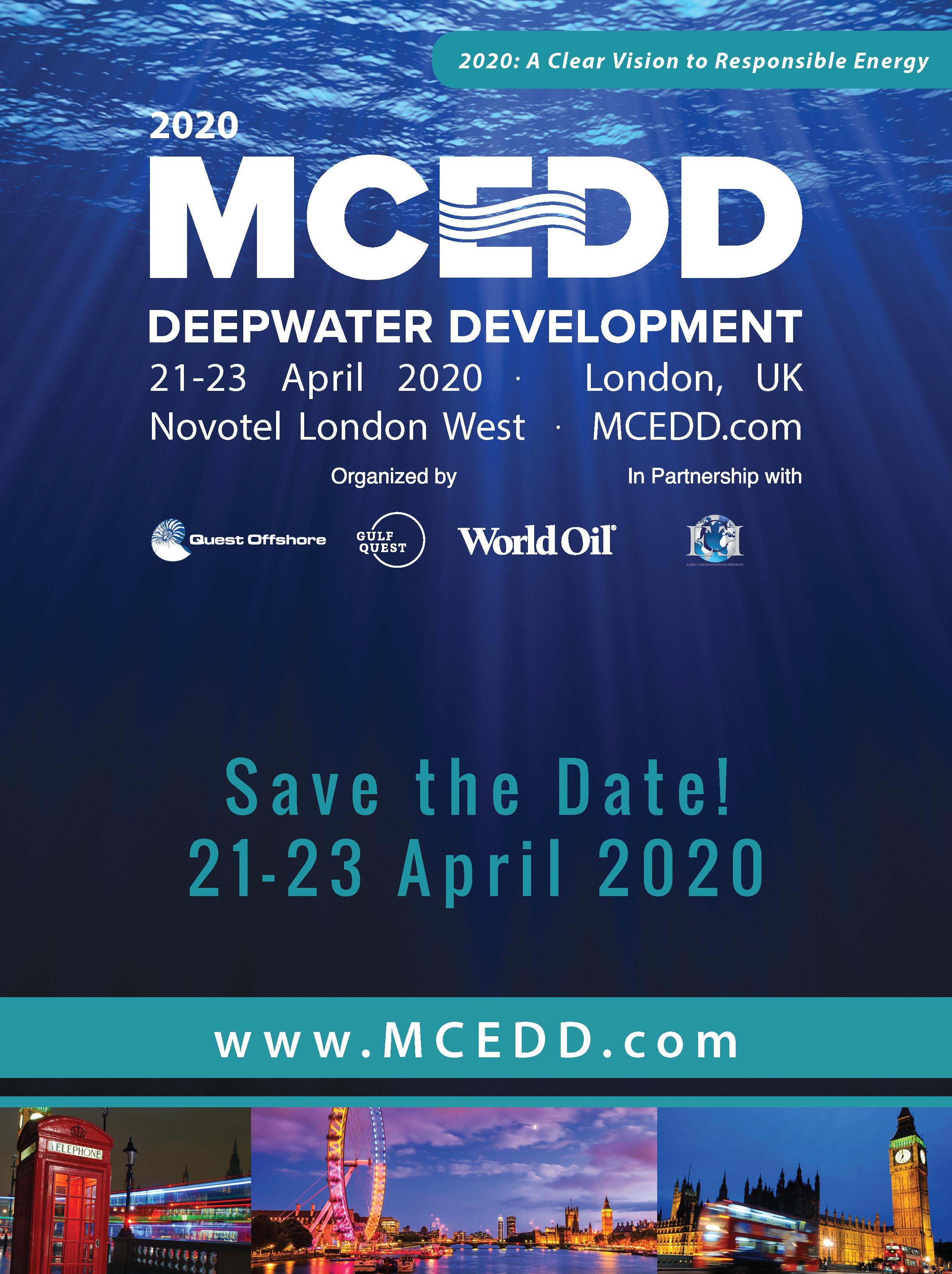 MCE Deepwater Development Conference & Exhibition | Mission